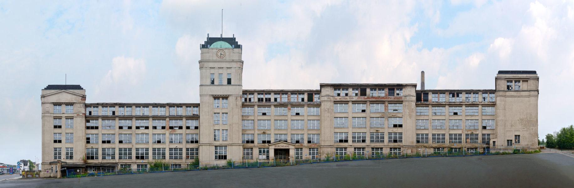 Wanderer Werke | Industriearchitektur