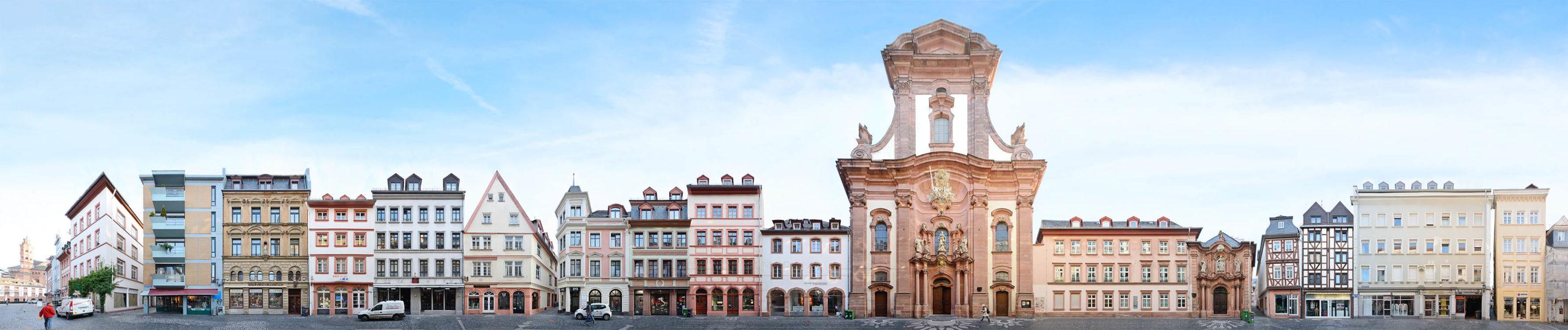 Church of St. Augustin | Augustinerstrasse