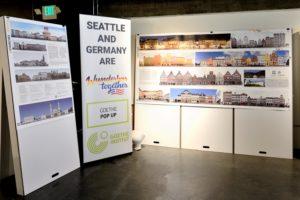 Goethe Institut exhibition USA