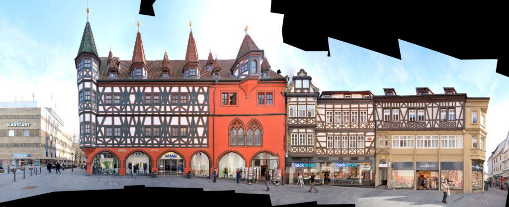 Fachwerkstadt Fulda