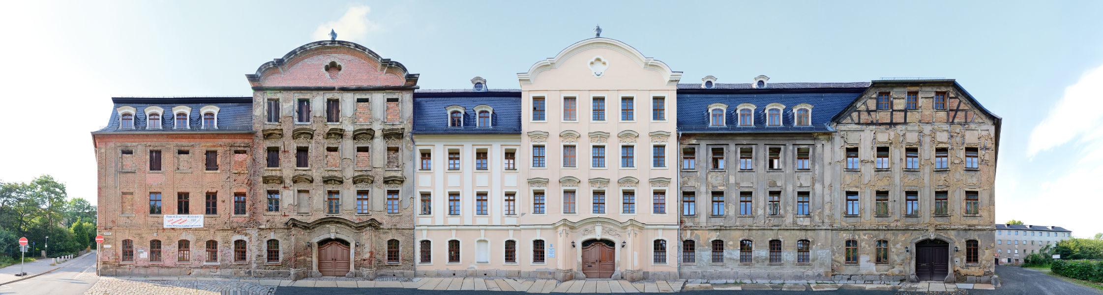 Weisbachsches Haus | Manufakturgebäude