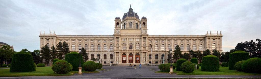 Kunsthistorisches Museum Vienna Austria Facade