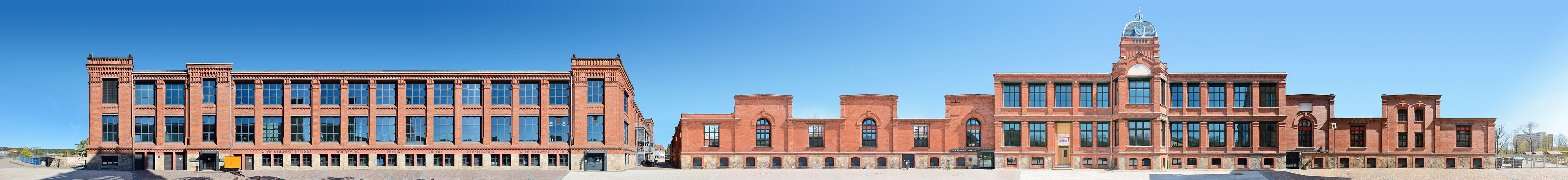 Alte Baumwolle | Neues Stadtzentrum