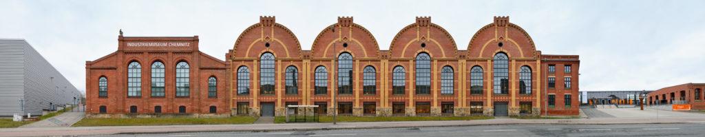 Industriearchitektur Chemnitz Industriekultur