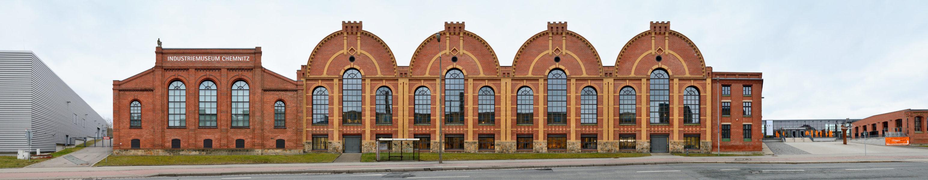 Industriemuseum Chemnitz | Werkzeugmaschinenfabrik Escher