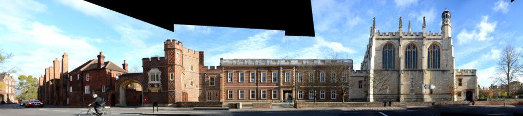 Eton College England