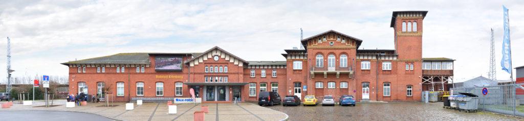 Bahnhof Eilenburg Sachsen