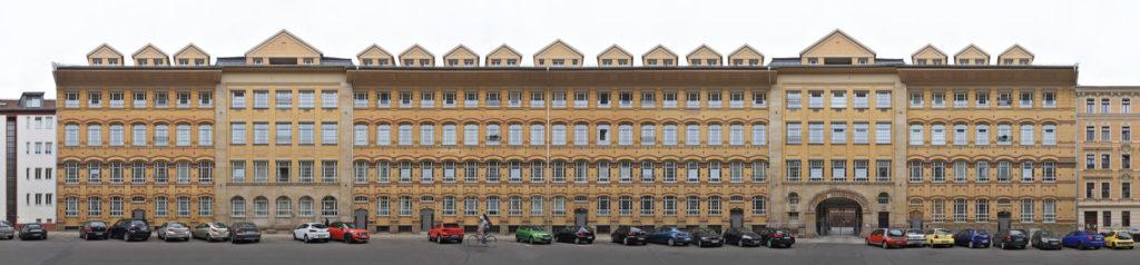 Leipzig Indstriekultur Buchgewerbe Buchindustrie