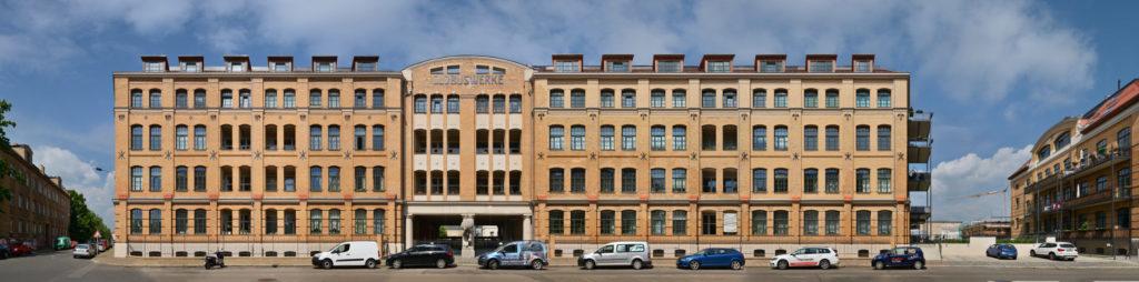 Jahr der Industriekultur Sachsen in Leipzig, Architektur