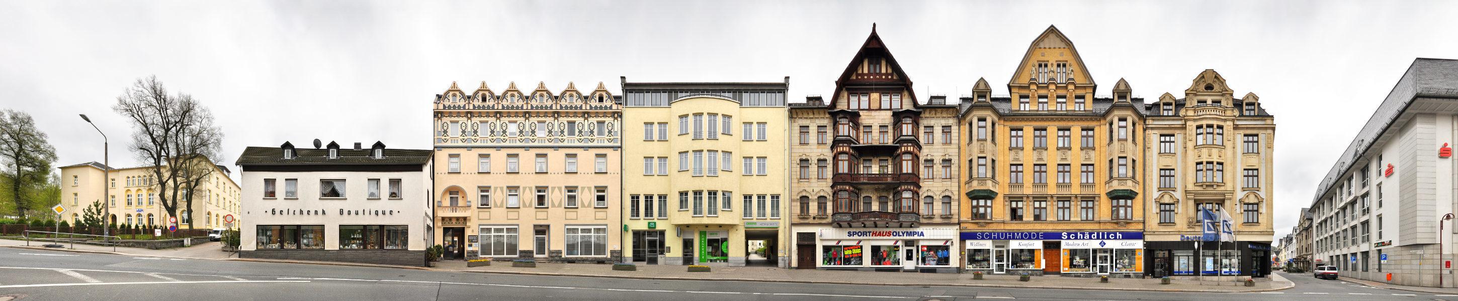 Altmarkt | Schwarzenberger Strasse