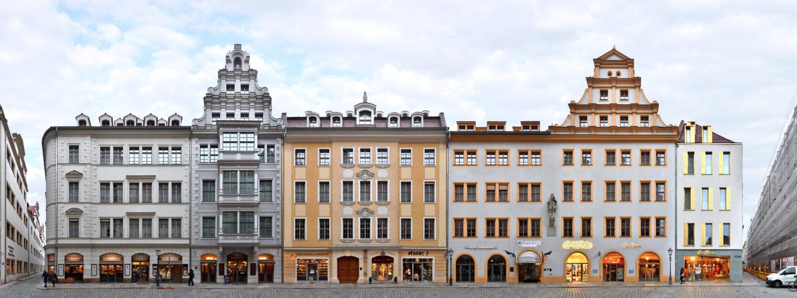 Schloßstraße | Fraumutterhaus | Rekonstruktion