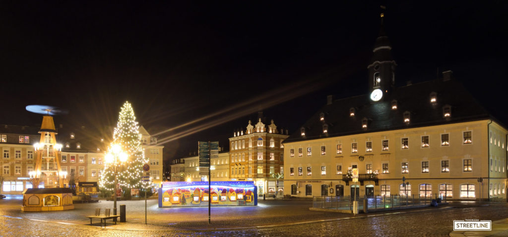 Weihnachtsmarkt Annaberg-Buchholz 2020 Erzgebirge