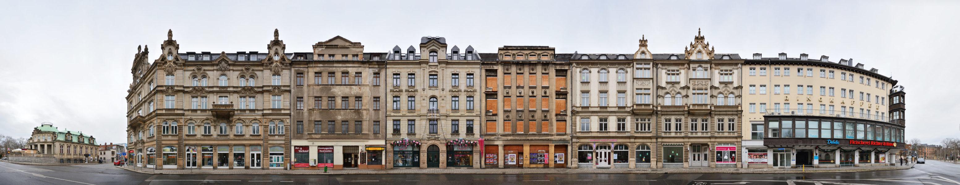 Schumannstrasse | Historicism
