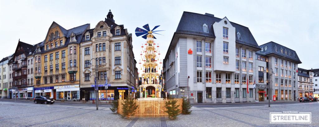 Weihnachtsmärkte Sachsen und Erzgebirge, Aue