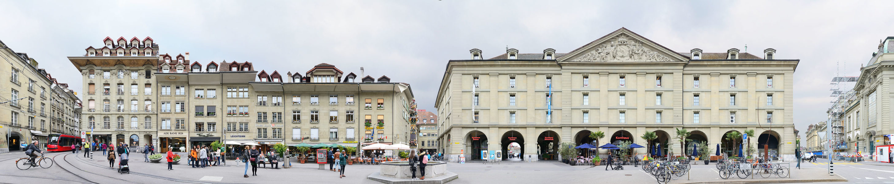 Kornhausplatz | Kornhaus