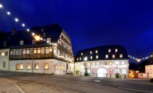 Fachwerkhäuser in Sachsen, Kreis Zwickau