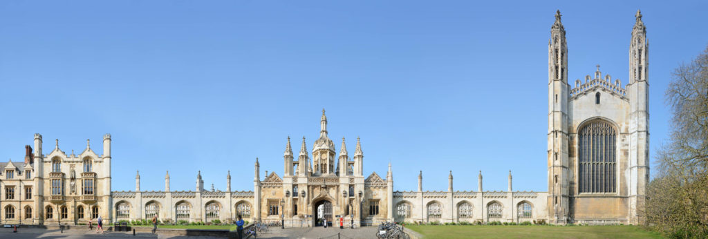 Cambridge University College England UK