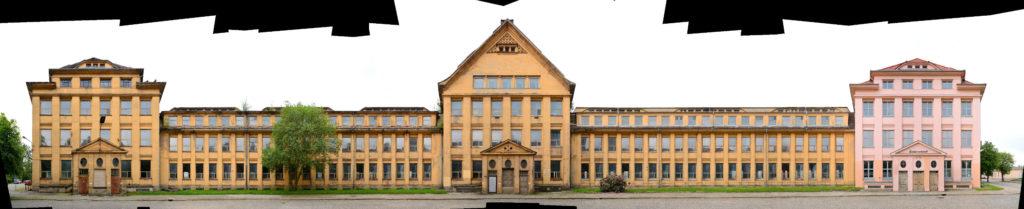 Industriekultur Radeberg Architektur Saxony