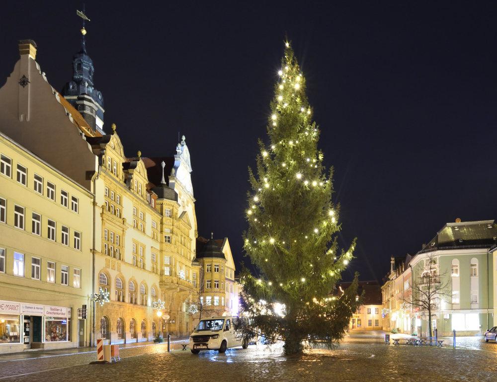 Weihnachtsmarkt Reichenbach 2021