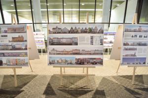 Fachwerk Städte Ausstellung Mainz Fotografie