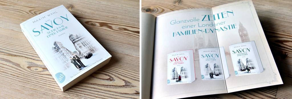 Buchreihe Das Savoy