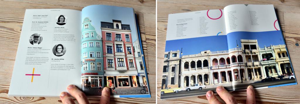 Rostock Kröpi und Malecon Havanna im Katalog des SMAC
