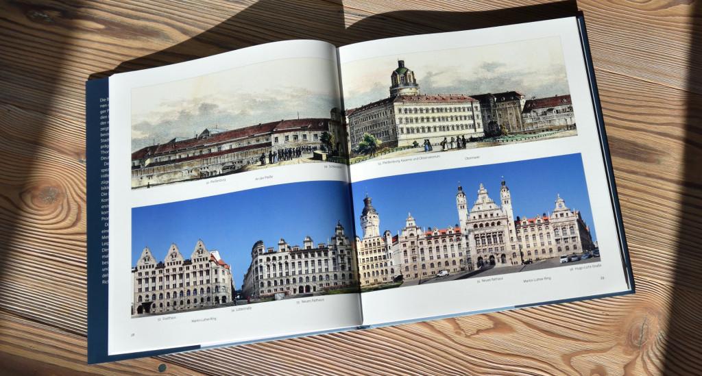 Leipziger Ring Book Lehmstedt Verlag Neues Rathaus
