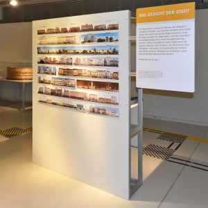 Archaeological museum in Chemnitz City exhibition