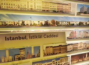 Istanbul erraten in Stadtausstellung in Sachsen